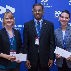 Appel de candidatures pour les prix Acfas relève