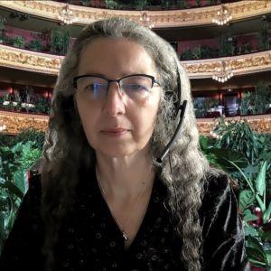 Image de profil de Hélène Cazes